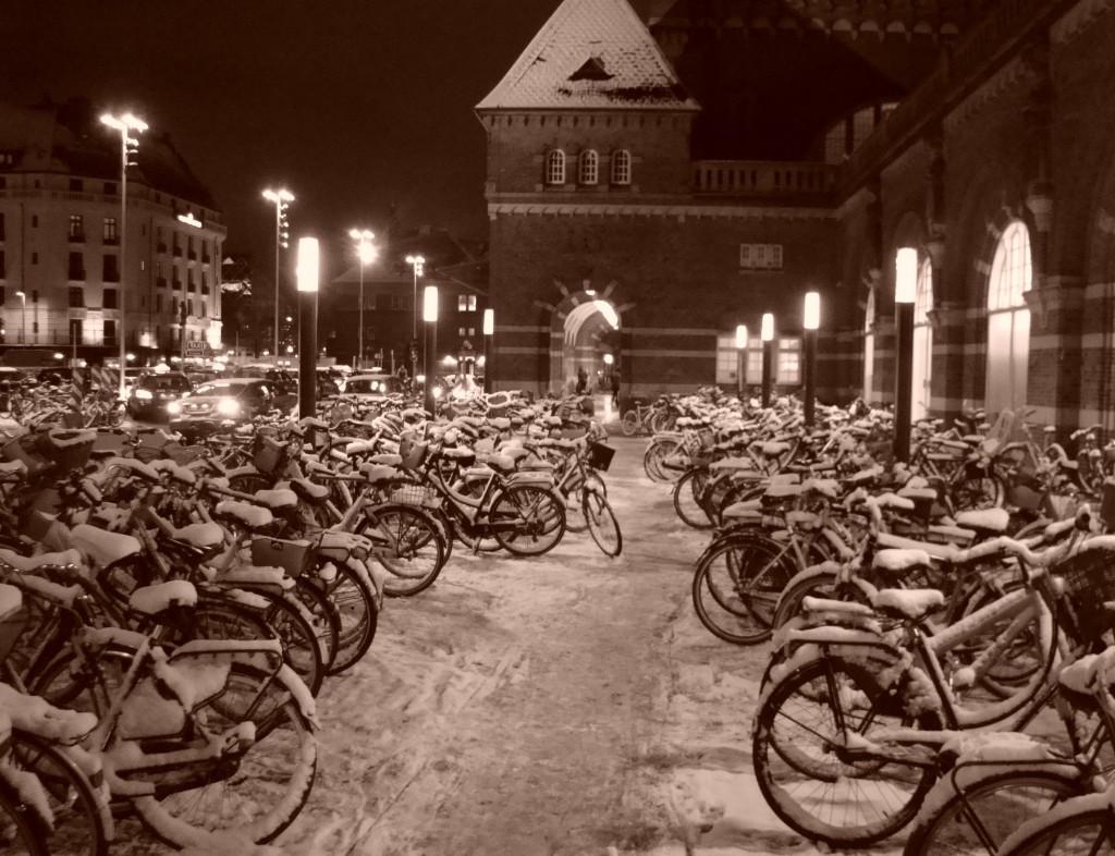 Copenhagen Cycle Park by András Ekés